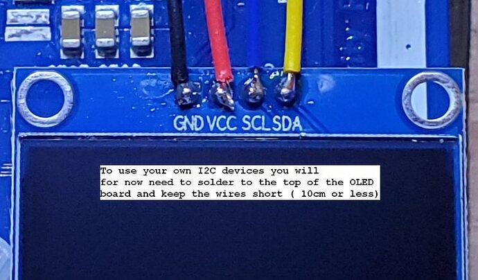 WiresOnOledToUserI2cCircuits